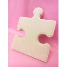 18mm MDF  Jigsaw/ Puzzle piece 150mm with radiused edge